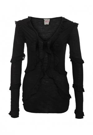 Пуловер Nolita. Цвет: черный