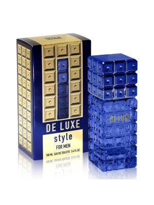 Туалетная вода De Luxe Style 100 ml/м. Цвет: прозрачный
