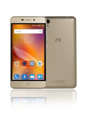 Смартфон Blade X3 4G ZTE. Цвет: золотистый