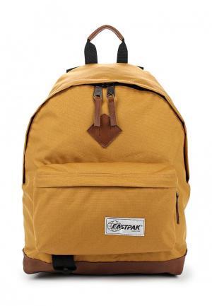 Рюкзак Eastpak. Цвет: оранжевый