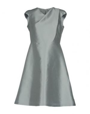 Платье до колена CAILAN'D. Цвет: серый
