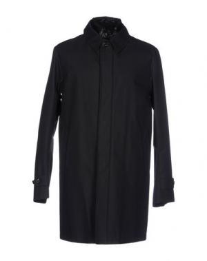 Легкое пальто SEALUP. Цвет: темно-синий