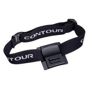 Крепление экшн камеры  Headband Mount Black Contour. Цвет: черный