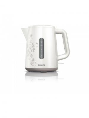 Чайник Philips HD 9304/13. Цвет: бежевый, белый