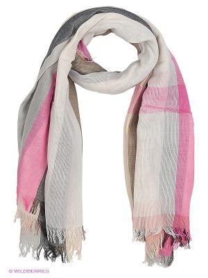 Платок JL. Цвет: розовый