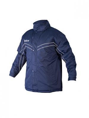 Куртка утепленная MITRE Tornado Юниорская. Цвет: темно-синий