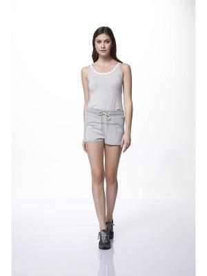 Комплект одежды RELAX MODE. Цвет: светло-серый