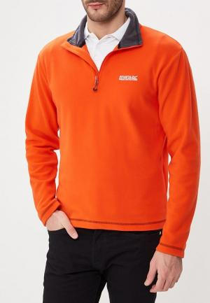 Олимпийка Regatta. Цвет: оранжевый