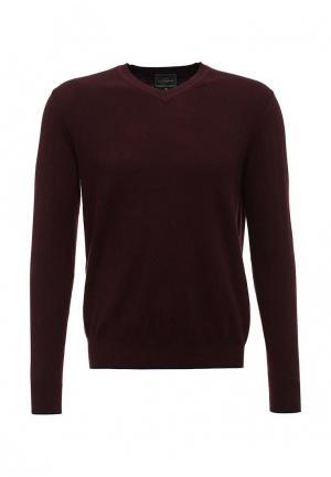 Пуловер Greg Horman. Цвет: бордовый