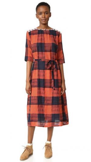 Платье Olympia ace&jig. Цвет: pennant