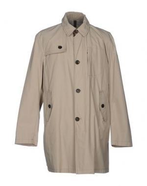 Легкое пальто MABRUN. Цвет: бежевый