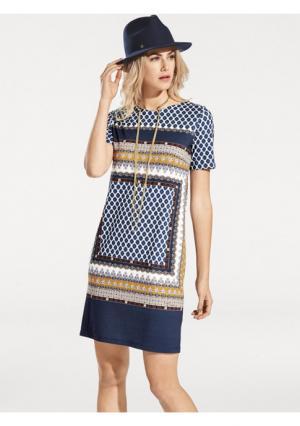 Платье B.C. BEST CONNECTIONS. Цвет: цветной