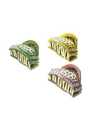 Краб (Комплект - 3 шт.) Migura. Цвет: розовый, зеленый, золотистый