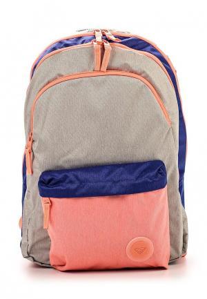 Рюкзак Roxy. Цвет: серый