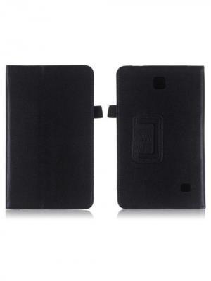 Обложка skinBOX standard для планешета Samsung Galaxy Tab4 T330 8.. Цвет: черный