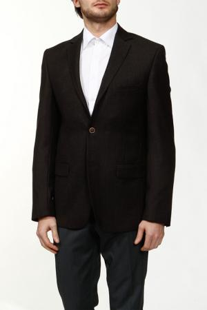 Пиджак VICTORS MART VICTOR'S. Цвет: темно-коричневый