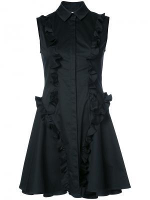 Платье Huxley Alexis. Цвет: чёрный