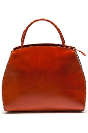 Bag LUISA VANNINI. Цвет: cognac