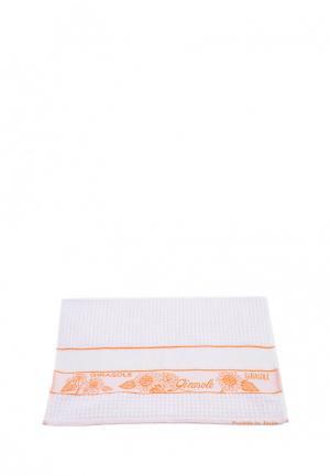 Полотенце La Pastel. Цвет: белый