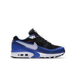Кроссовки для школьников  Air Max BW (3.5Y–7Y) Nike. Цвет: черный