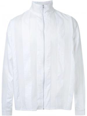 Куртка на молнии Cottweiler. Цвет: белый
