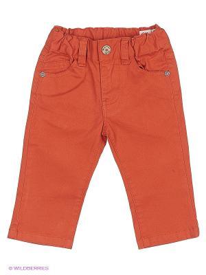 Брюки MANAI. Цвет: оранжевый
