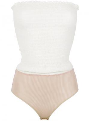 Front slits trousers Nk. Цвет: чёрный