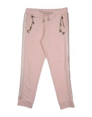 Повседневные брюки MISS GRANT. Цвет: пастельно-розовый