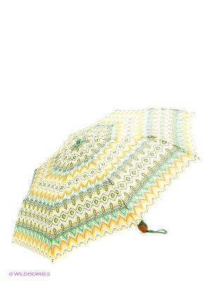 Зонт Stilla s.r.l.. Цвет: кремовый, темно-зеленый, светло-бежевый