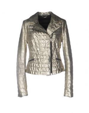 Куртка VINTAGE DE LUXE. Цвет: платиновый