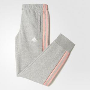 Брюки Essentials 3-Stripes  Performance adidas. Цвет: серый