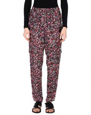 Повседневные брюки ELIE TAHARI. Цвет: фуксия