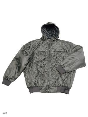 Куртка OLSER. Цвет: антрацитовый