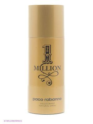 Дезодорант спрей  Paco Rabanne 1Million. Цвет: прозрачный