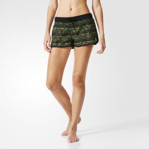 Пляжные шорты Beach Graphic II  Performance adidas. Цвет: черный