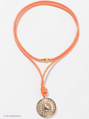 Колье Infiniti. Цвет: золотистый, оранжевый