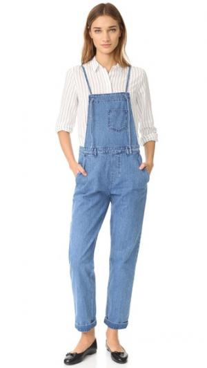 Lindvall Dungarees M.i.h Jeans. Цвет: rango