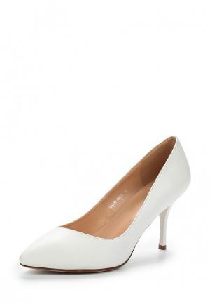 Туфли Zenden Woman. Цвет: белый