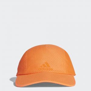 Кепка для бега Climacool  Performance adidas. Цвет: оранжевый