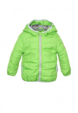 Куртка утепленная Zukka. Цвет: зеленый