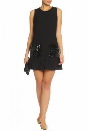Платье ZHOR&NEMA. Цвет: черный, черный