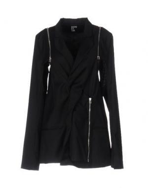 Легкое пальто HBA HOOD BY AIR. Цвет: черный