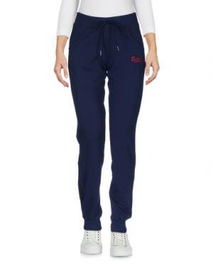 Повседневные брюки CARLSBERG. Цвет: темно-синий