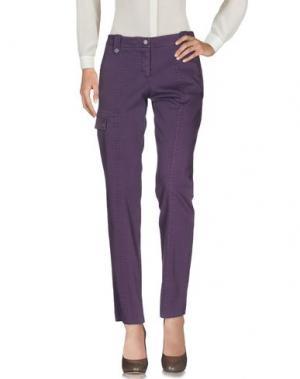 Повседневные брюки ALLEGRI A-TECH. Цвет: фиолетовый