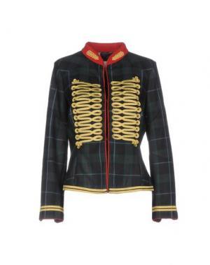 Пиджак BAZAR DELUXE. Цвет: темно-синий