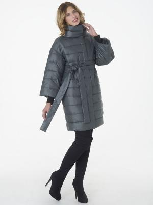 Пальто CATTAIL WILLOW. Цвет: серо-зеленый