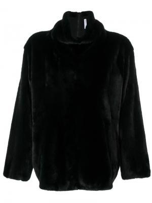 Baltic back zip coat Inès & Maréchal. Цвет: none