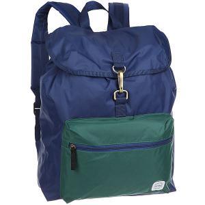 Рюкзак туристический  B320 Blue/Gren Extra. Цвет: синий,зеленый