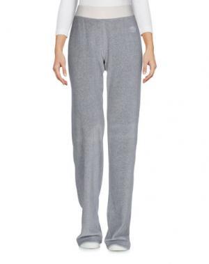 Повседневные брюки VIRTUS PALESTRE. Цвет: серый