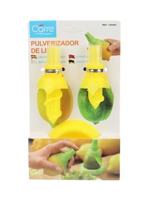 Пульверизатор для цитрусовых (2 насадки, подставка) Migura. Цвет: желтый